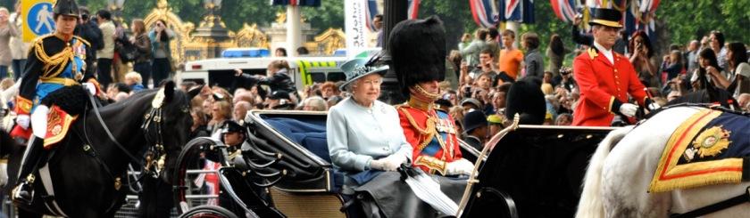 Queen Elizabeth II and her husband Phillip Photo: Ben Murray/Flickr/Creative Commons
