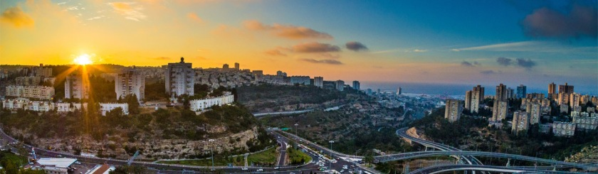 All of Israel will be saved. Photo: Haifa, Israel at sunset -- Dan Zelazo/Flickr/Creative Commons