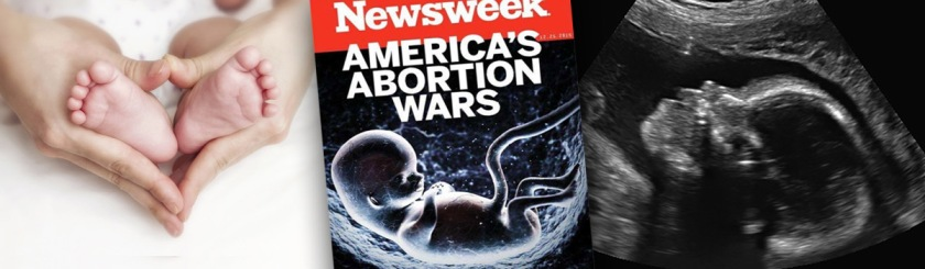 Newsweek's cover image for its abortion article annoyed Sady Doyle.