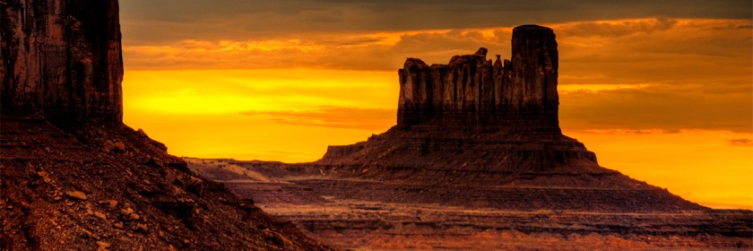 Utah Monument Valley Photo Wolfgang Staudt/Flickr/Creative Commons