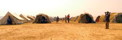Rwanda refugee camp Photo: Elisa Finocchiaro/Flickr/Creative Commons