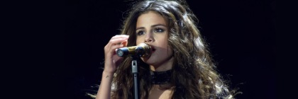 Selena Gomez in concert. Photo: Ronald Woan/Flickr/Creative Commons
