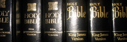 Will the Bible soon be banned in America? Photo: Joseph Li/Flickr/Creative Commons
