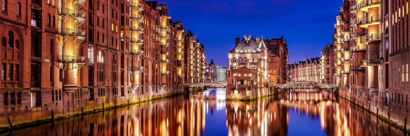 Hamburg, Germany Photo: Arne Bornheim/Flickr/Creative Commons