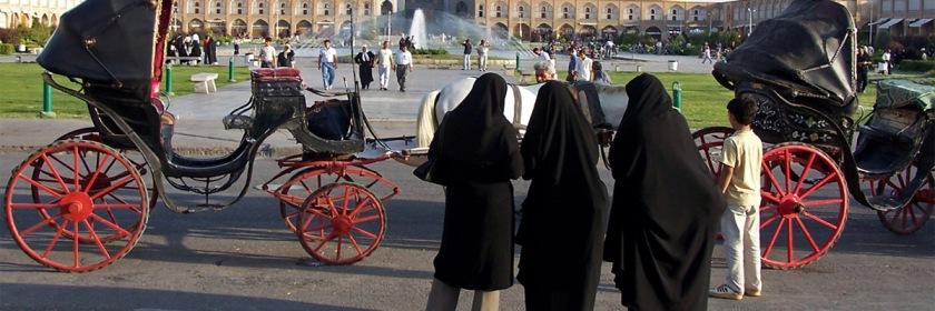 Women in Iran. Photo: Sebastia Giralt/Flickr/Creative Commons