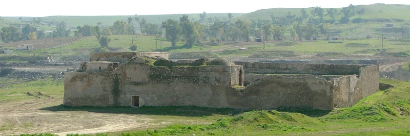 Saint Elijah's Monastery in Mosul, Iraq. Dated to the sixth century, it is the oldest monastery in Iraq. Photo: Doug/Wikipedia/Creative Commons