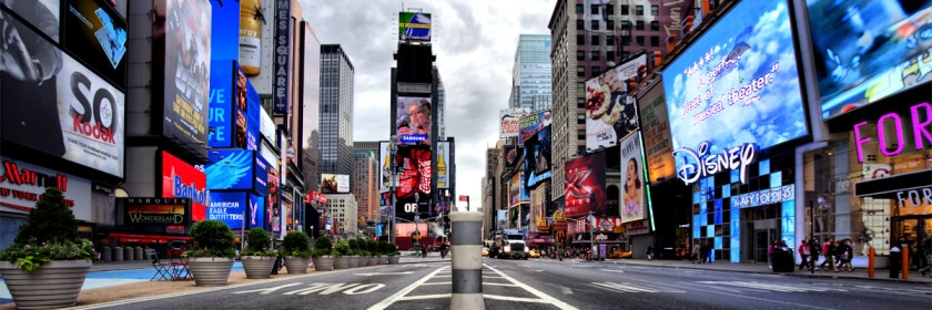 New York City Times Square Photo: Jack Siah/Flickr/Creative Commons