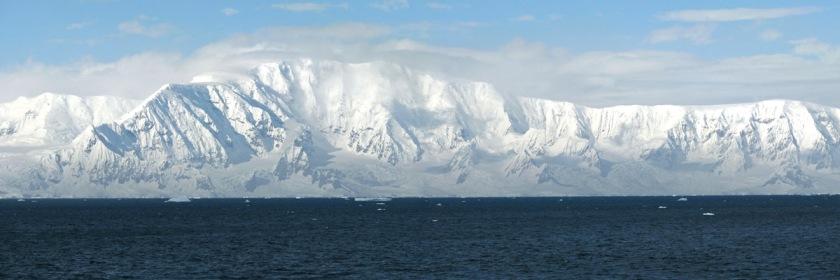 Antarctic Peninsula, Paradise Bay -- tonykliemann/Flickr/Creative Commons