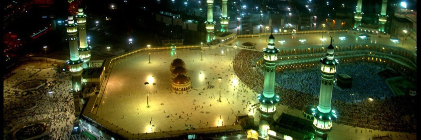 Mecca at the birth place of Muhammad and the place he received his first revelation of the Qur'an is considered the holiest site in Islam. Photo: AKPhotoPro/Flickr/Creative Commons