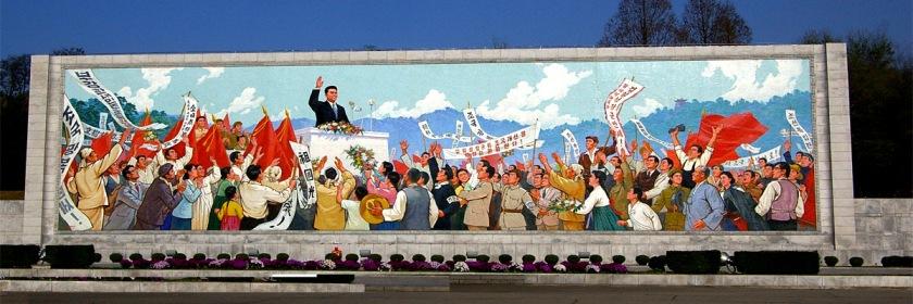 North Korea propaganda Photo: ksevik/Flickr/Creative Commons