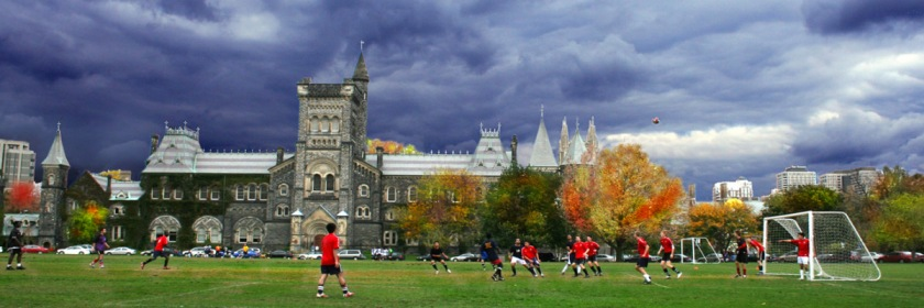 The University of Toronto is changing its position on providing only gender-neutral facilities. Photo: Roman Boldyrev/Flickr/Creative Commons