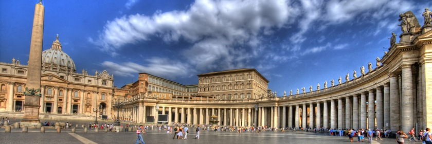 Why do Islamic terrorists want to attack the Vatican? Photo: vgm8383/Flickr/Creative Commons