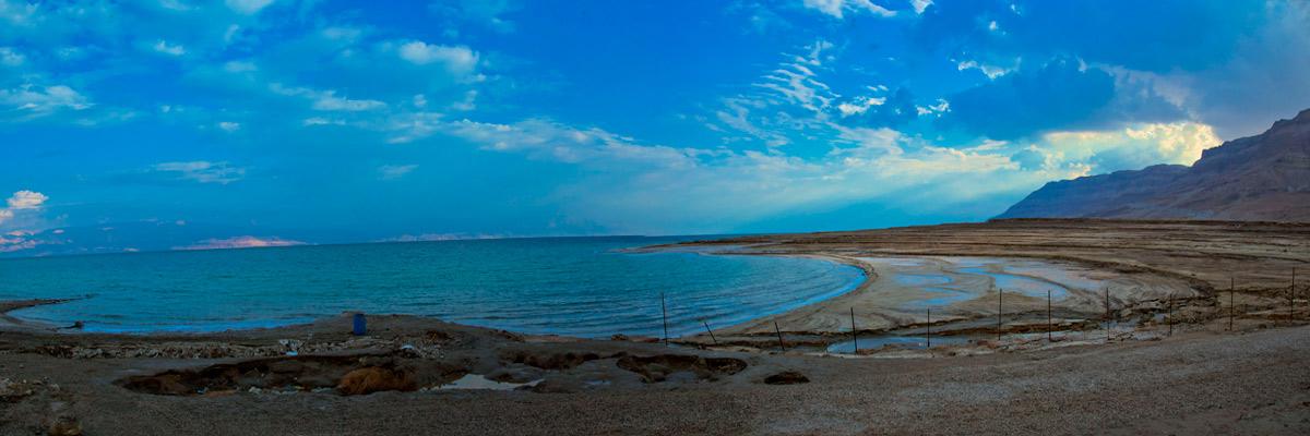 The Dead Sea Photo: Daniel Godwin/Flickr/Creative Commons