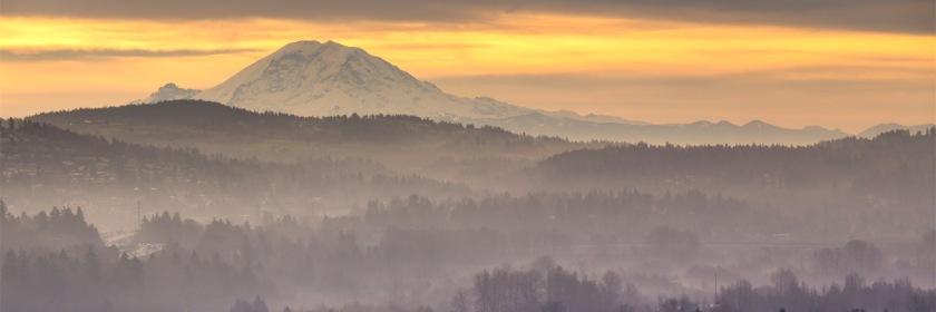 Mount Ranier Photo: .aditya./Flickr/Creative Commons