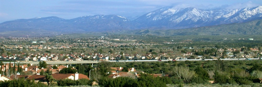Palmdale, California Photo: Jamesb01/Wikipedia
