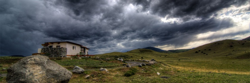 Who do you blame for the storms in your life? Photo: 5oulscape/Flickr/Creative Commons