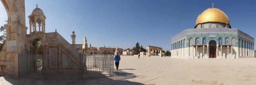The Temple Mount Photo: Jordan Pickett/Flickr/Creative Commons