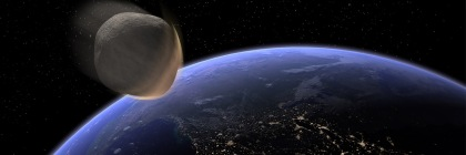 Asteroid -- Credit: Kevin Gill/Flickr/Creative Commons