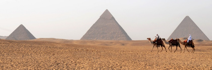 Do the earliest references to Yahweh in Egypt confirm the Exodus? Credit: clubmed.co.uk/Flickr/Creative Commons