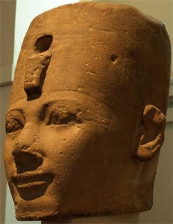 Thutmose I - Wikipedia/British Museum