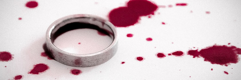 Is divorce a violent act? Credit: --christophe--/Flickr/Creative Commons