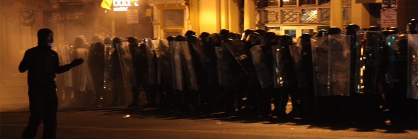 Baltimore protests Credit: Arish Azizzada/Flickr/Creative Commons