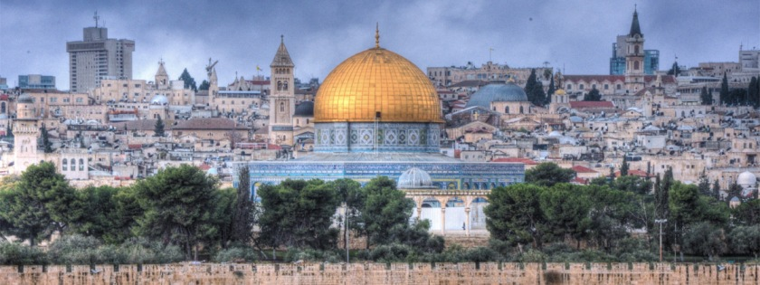 The Muslim Dome of the Rock on Jerusalem's Temple Mount Credit: James Kirpatrick/Flickr/Creative Commons