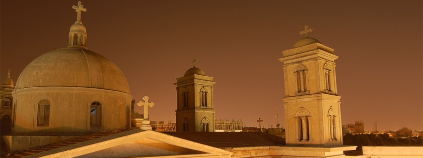 Abandoned Coptic Church in Suez, Egypt Credit: Nathaniel Page/Flickr/Creative Commons