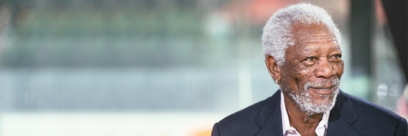 Morgan Freeman Credit: Nathan Congleton/Flickr/Creative Commons