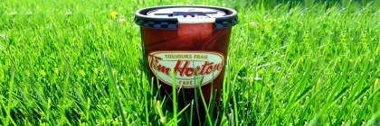 Learning a lesson on grace at Tim Hortons Credit: buck82/Flickr/Creative Commons