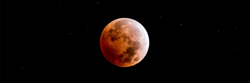 October 8, 2014 Blood Moon Credit: slworking2/Flickr/Creative Commons