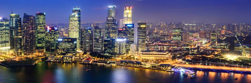 Singapore Credit: William Cho/Flickr/Creative Commons