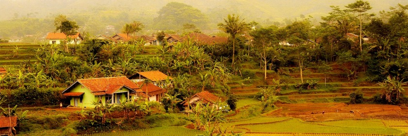 Village in Indonesia Credit: Jose Javier Martin Esparto/Flickr/Creative Commons