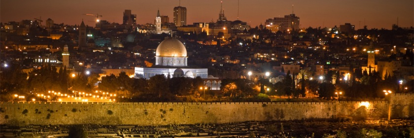 The main hindrance to constructing the Third Jewish Temple is the Muslim Dome of the Rock that Orthodox Jews believe sits on the original site of the Jewish Temple. Credit: Davit Ortmann/Flickr/Creative Commons