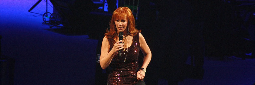 Reba McEntire in concert Credit: Alisha Morgan/Flickr/Creative Commons