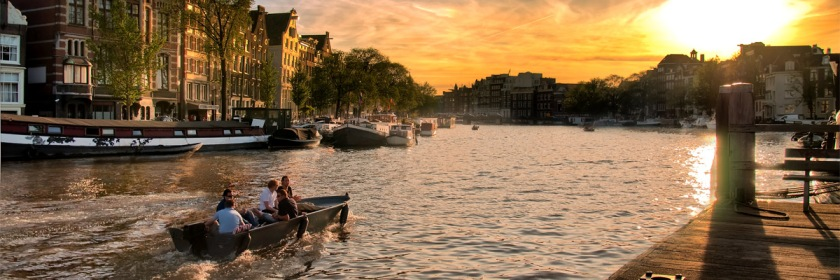 Amsterdam, Holland Credit: Werner Kunz/Flickr/Creative Commons