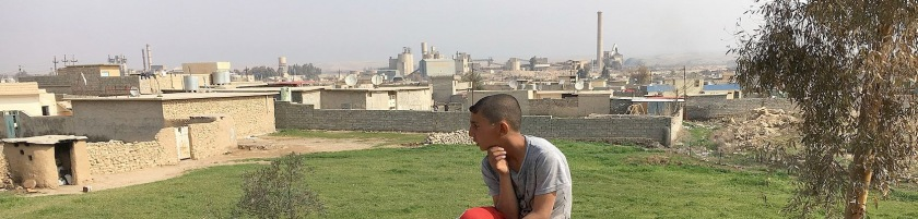 Mosul, Iraq Credit: Kawa Somar/US Government/Voice of America/Wikipeidia