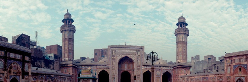 Lahore, Pakistan Credit: Usman Malik/Flickr/Creative Commons