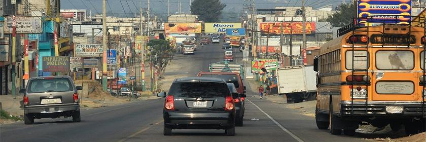 Guatemala City Credit: Carlos Reis/Flickr/Creative Commons