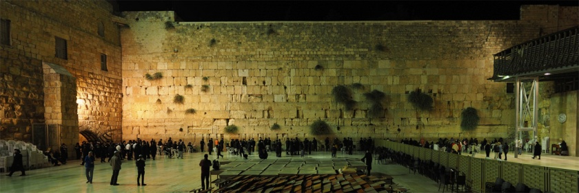 Wailing Wall in Jerusalem Credit: Fernando+Merced/Flickr/Creative Commons