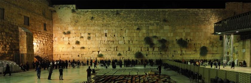 Wailing Wall in Jerusalem Credit: Fernando+Merced/Flickr/Creative Commons