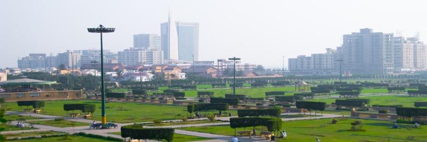 Karachi, Pakistan Credit: Benny Lin/Flickr/Creative Commons