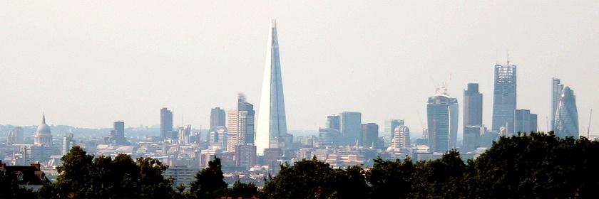 London Bridge tower highlighted Credit: Wikipedia/cmglee