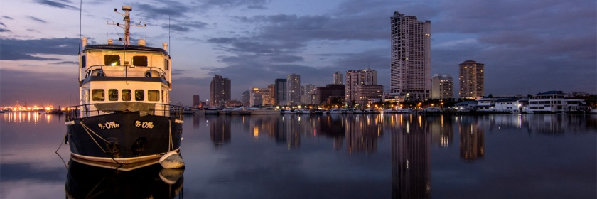Manila, Philippines Credit: Patrick Del Rosario/Flickr/Creative Commons