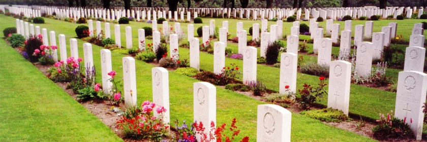 Canadian World War II cemetery in Holland. Dad left behind friends in Holland as he helped liberate the Netherlands from the Nazi occupation. Credit: VAC | ACC/Flickr/Creative Commons