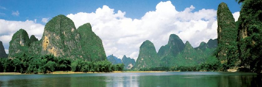 Li River, China Credit: Charlie fong/Wikipedia/Creative Commons