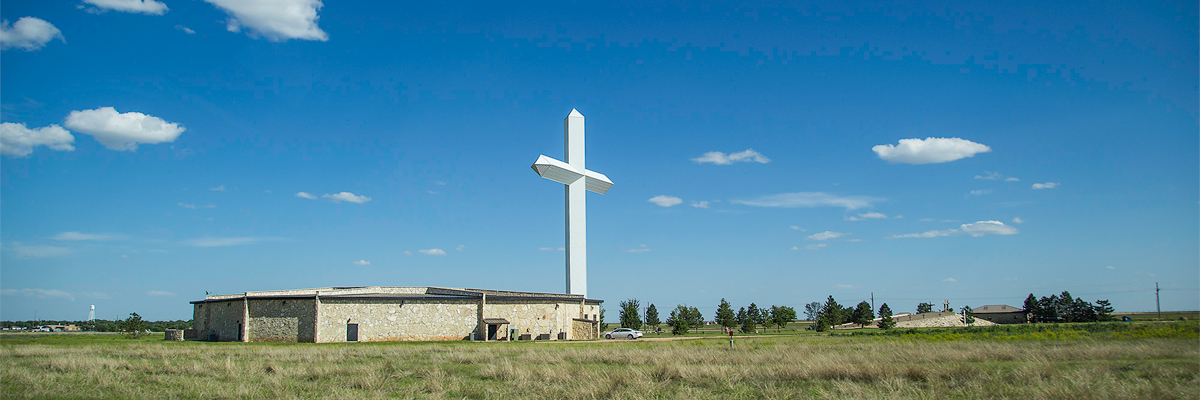 Groom, Texas Credit: maciek/Flickr/Creative Commons