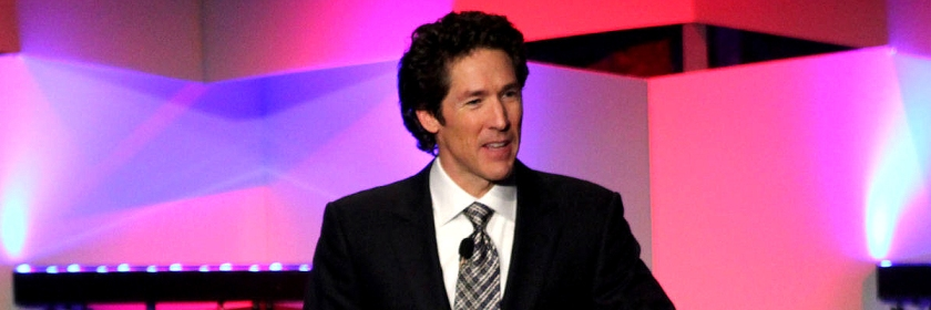 Joel Osteen Credit: Faith Church.com/Flickr/Creative Commons