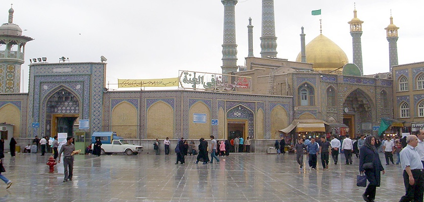 Qom, Iran where many of the youth are turning to Christ. Credit: Graeme Wood/Flickr/Creative Commons