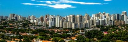 Sao Paulo, Brazil Credit: Leandro Centomo/Flickr/Public Domain
